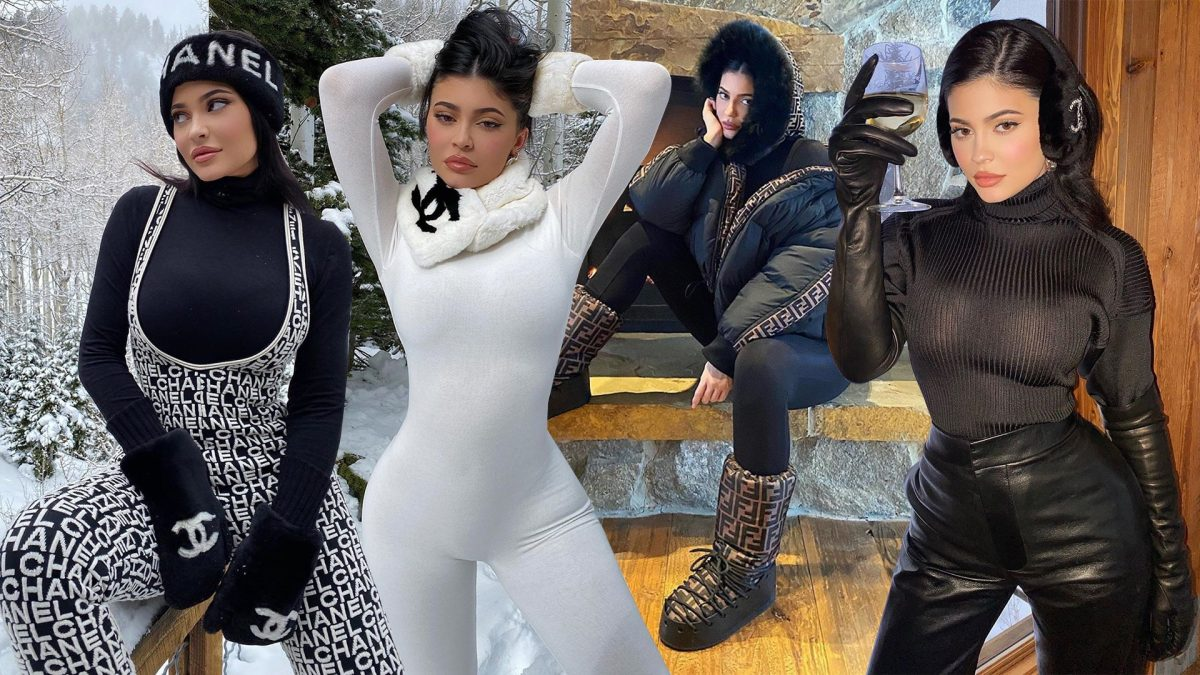 Best Celebrity Snow Outfits Inspiration on Instagram
