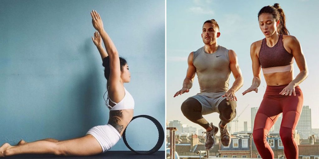 5 Workout and Fitness Trends for 2020