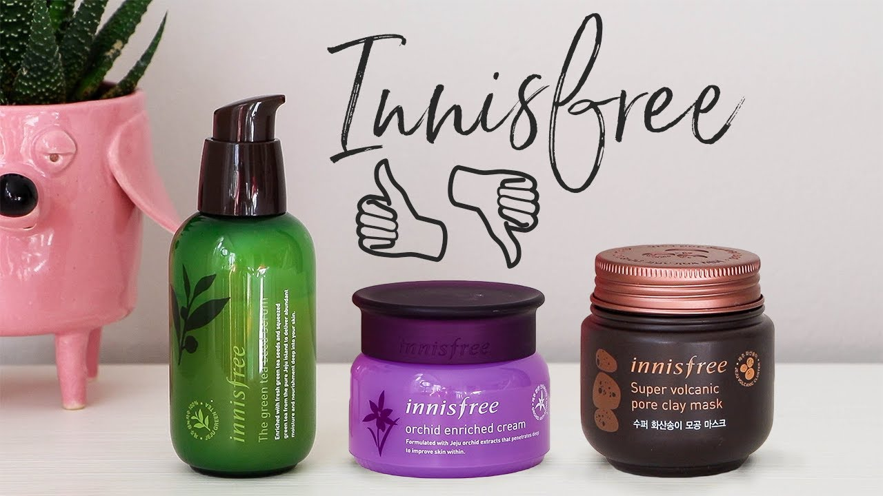 Korean Beauty Brand Innisfree Opens its First Store in Canada